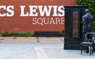 C.S Lewis, Καβάφης και Εκκλησιαστής
